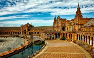 Hotel in Spanje