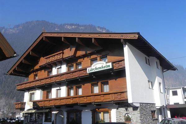 Pension Gästenhaus Lärchenheim