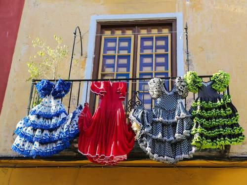 Single Reis door Schilderachtig Andalusië