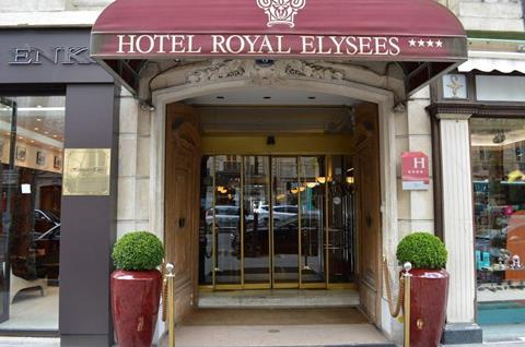 Royal Elysees Paris