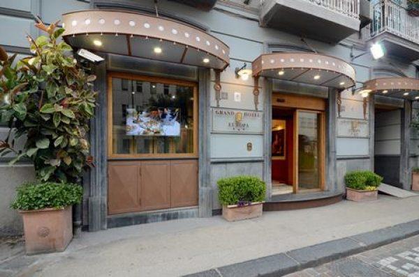 Europa Grand Hotel-Restaurant - Sea Hotels